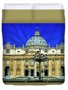 Rome 33 Duvet Cover