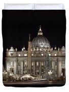Rome Vatican Duvet Cover