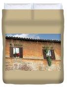 Rome Windows Duvet Cover