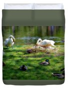 Romeo And Juliet Duvet Cover
