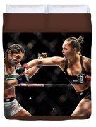 Ronda Jean Rousey  Duvet Cover