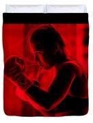 Ronda Jean Rousey Mma Duvet Cover
