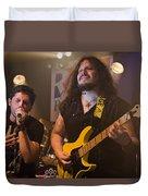 Ronnie Romero 12 Duvet Cover