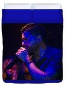 Ronnie Romero 18 Duvet Cover