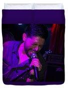 Ronnie Romero 20 Duvet Cover