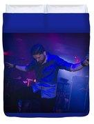 Ronnie Romero 32 Duvet Cover