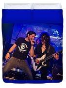 Ronnie Romero 38 Duvet Cover