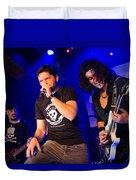 Ronnie Romero 43 Duvet Cover