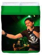 Ronnie Romero 46 Duvet Cover