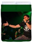 Ronnie Romero 51 Duvet Cover