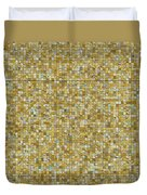 Rooms Of Gold Duvet Cover