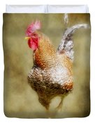 Rooster Jr. Duvet Cover