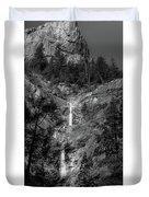 Root Creek Falls Duvet Cover