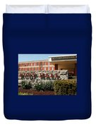 Root Hall 1 Duvet Cover