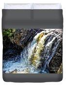 Rootbeer Falls Duvet Cover