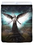 Rooted Angel Duvet Cover