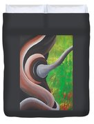 Rooted Energy Collection Duvet Cover