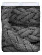 Rope I Duvet Cover