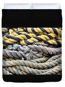 Ropes Duvet Cover