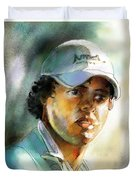 Rory Mcilroy Duvet Cover
