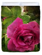 Rosa Rugosa Art Photo Duvet Cover