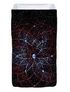 Rosace - Rose Nebula Duvet Cover