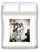 Roscommon Angel No 1 Duvet Cover