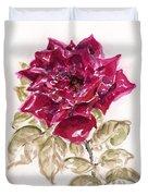 Rose 1 Duvet Cover