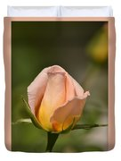 Rose Duvet Cover by Atul Daimari