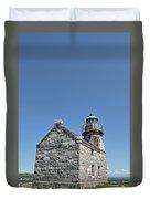 Rose Blanche Lighthouse II Duvet Cover