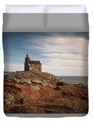 Rose Blanche Lighthouse Duvet Cover