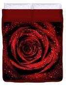 Rose Dew Duvet Cover