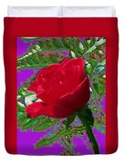 Rose For You Duvet Cover