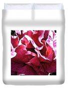 Rose Fresco Duvet Cover