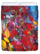 Rose Garden Duvet Cover