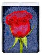 Rose - Id 16236-104956-0793 Duvet Cover
