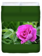 Rose In The Afternoon Duvet Cover