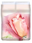 Rose Kiss Duvet Cover