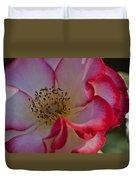 Rose Macro   Duvet Cover