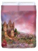 Rose Manor Duvet Cover
