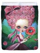 Rose Marie Antoinette Duvet Cover