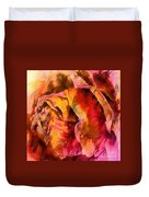 Rose Of Passion Duvet Cover