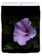 Rose Of Sharon - Hibiscus Syriacus Duvet Cover