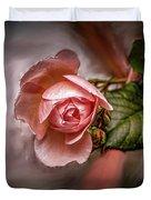 Rose On Paint #g5 Duvet Cover