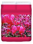 Rose Red 2 Duvet Cover