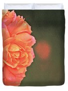 Rose Symphony Duvet Cover