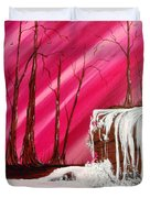 Rose Treasure Duvet Cover by Ginny Youngblood