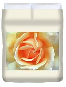 Rose Unfolding Duvet Cover