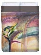 Rose Window Duvet Cover