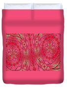 Rose Wood Duvet Cover